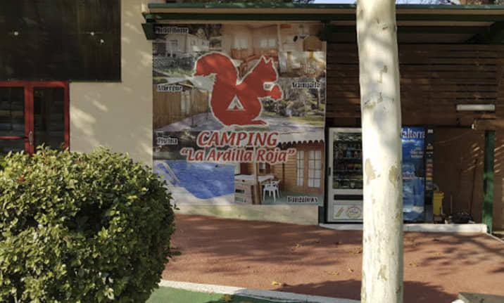 Camping de Pelayos de Asdon Aventura en el pantano de San Juan