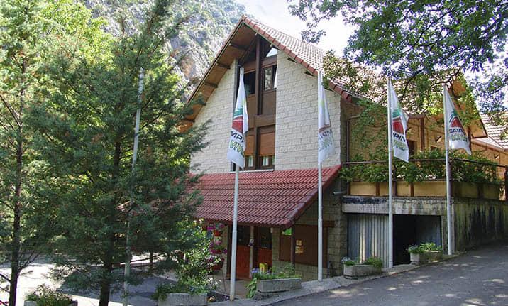 Camping de montaña de Saravillo Asdon Aventura en el Valle de Chistau