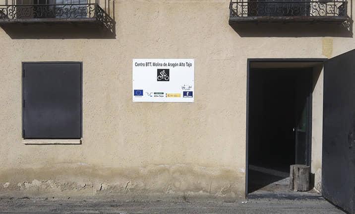 Centro BTT de Asdon Aventura en el Alto Tajo