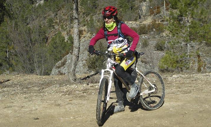 Material necesario para ruta BTT en la sierra de Madrid