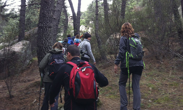 Material necesario para senderismo en la serranía de Cuenca