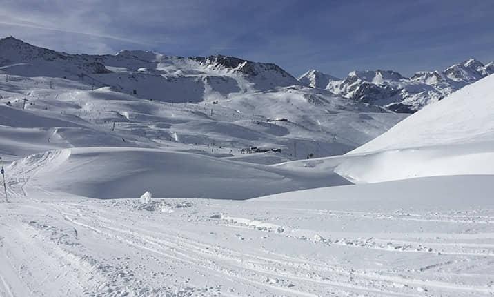 Estación de esqui de Astún, asdon aventura