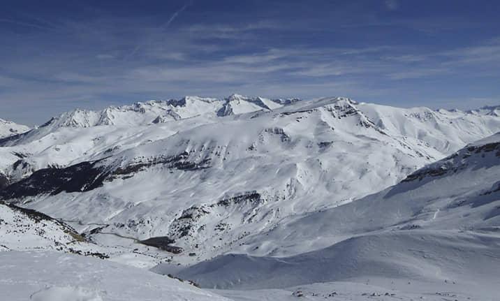 Estación de esqui de Cerler, asdon aventura