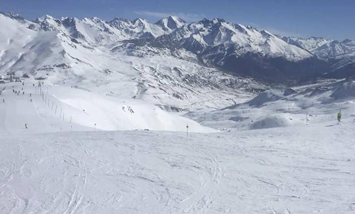 Estación de esqui de Formigal, asdon aventura