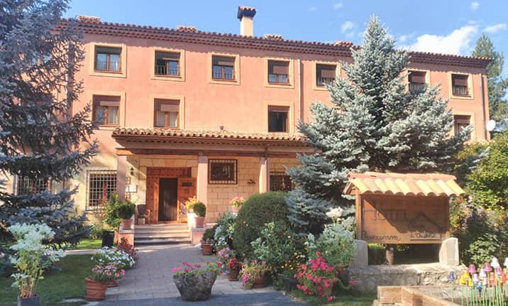 Hotel rural Caserio de Vadillos Asdon Aventura en el Alto Tajo