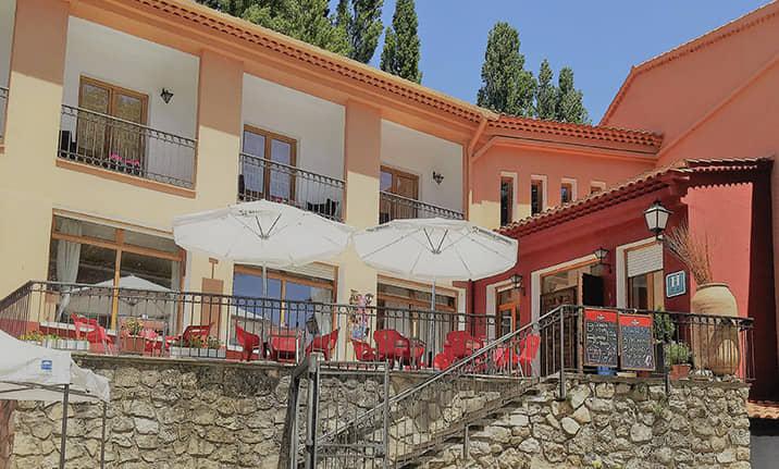 Hotel rural Casa grande de Fuertescusa Asdon Aventura en la serranía de Cuenca