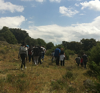 Geocaching para empresas y Team Building en la sierra de Madrid