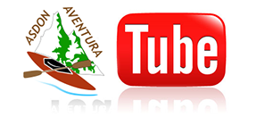 Asdon aventura en Youtube